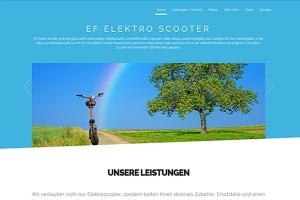 elektroscooter